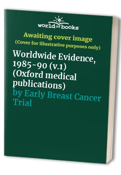 Treatment of Early Breast Cancer By Early Breast Cancer Trialists' Collaborative Group