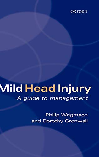 Mild Head Injury By Philip Wrightson