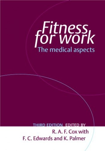 Fitness for Work By Robin A. F. Cox