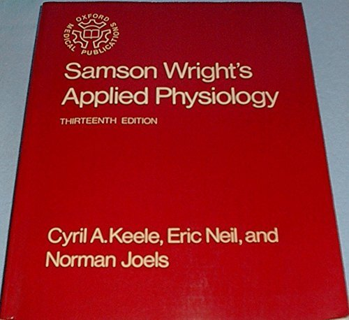 Applied Physiology By Samson Wright