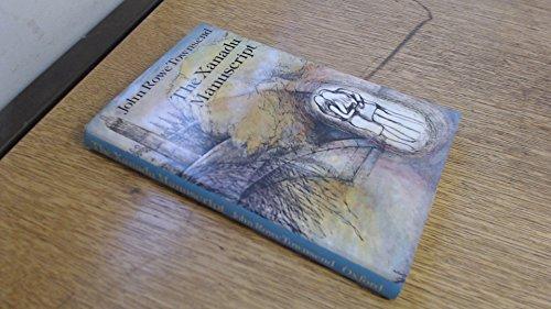 The Xanadu Manuscript By John Rowe Townsend
