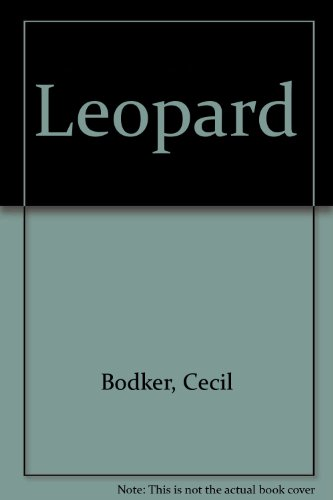 Leopard By Cecil Bodker