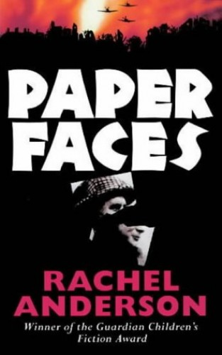 Paper Faces By Rachel Anderson