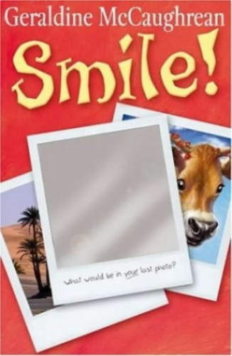 Smile! By Geraldine McCaughrean