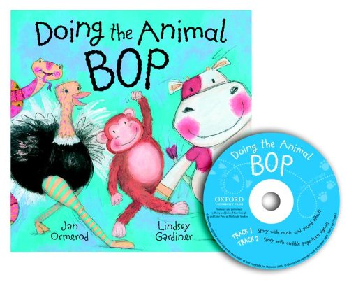 Doing the Animal Bop with audio CD By Jan Ormerod