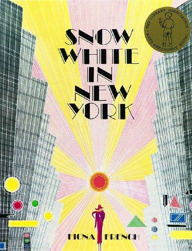 Snow White in New York von Fiona French