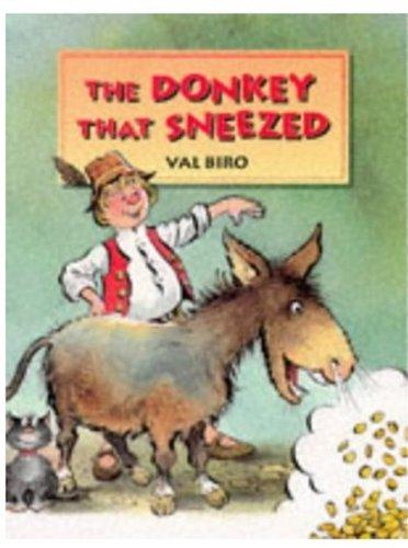 The Donkey That Sneezed By Jill Bennett