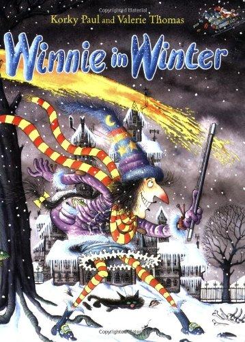 Winnie in Winter (Winnie the Witch) By Korky Paul