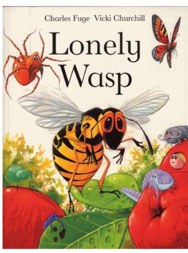 Lonely Wasp By Charles Fuge