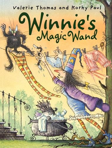 Winnie's Magic Wand By Valerie Thomas