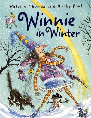 Winnie in Winter By Valerie Thomas