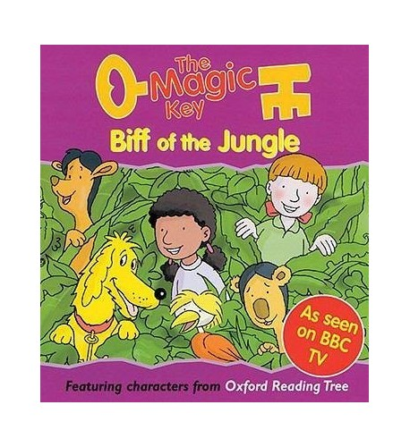 Biff of the Jungle By Editor oxford reading tree