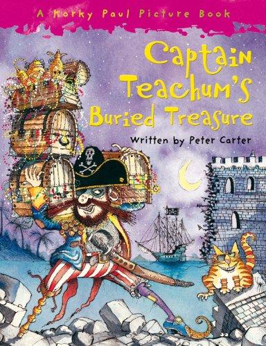 Captain Teachum's Buried Treasure By Peter A. Carter
