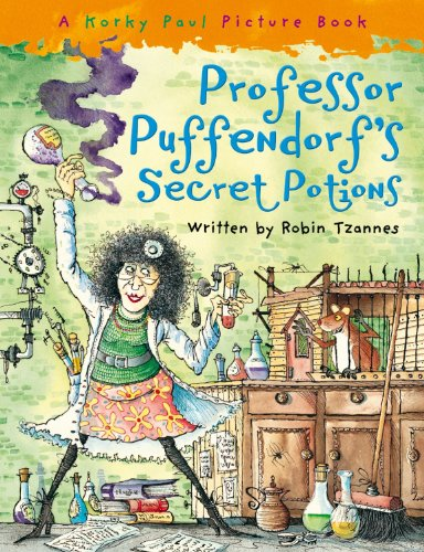 Professor Puffendorf's Secret Potions By Robin Tzannes