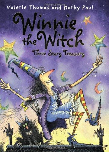 Winnie the Witch By Valerie Thomas