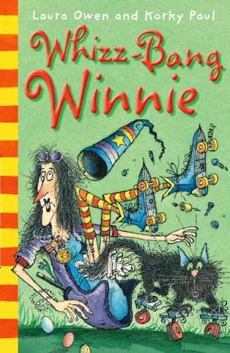 Whizz-Bang Winnie By Laura Owen