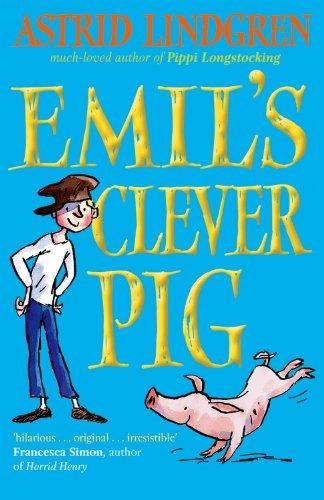 Emil's Clever Pig By Astrid Lindgren