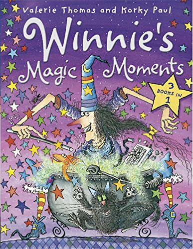 Winnie's Magic Moments by Valerie Thomas