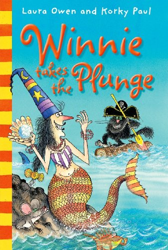 Winnie Takes the Plunge By Laura Owen