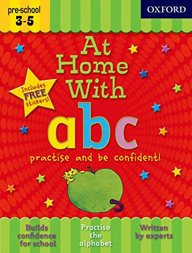 At Home with Abc By Lida Kindersley