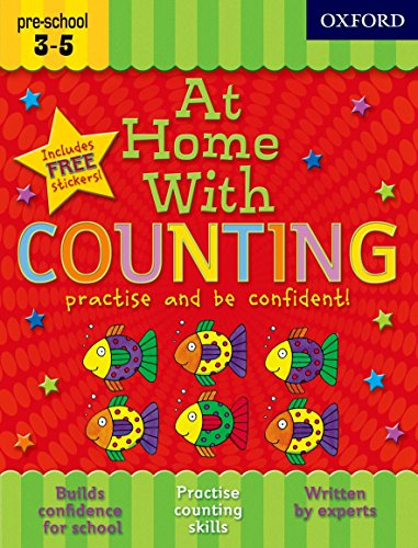 At Home With Counting By Jenny Ackland