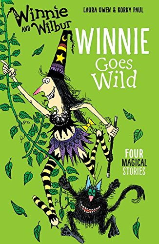Winnie Goes Wild! by Laura Owen
