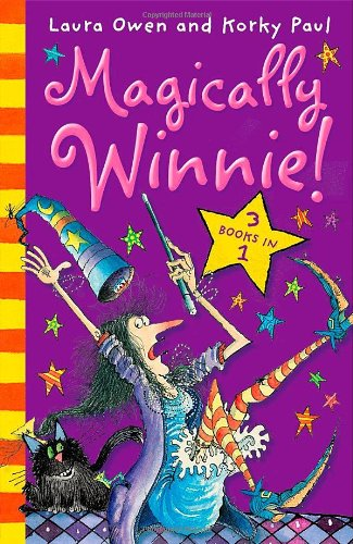 Magically Winnie! 3-in-1 by Laura Owen