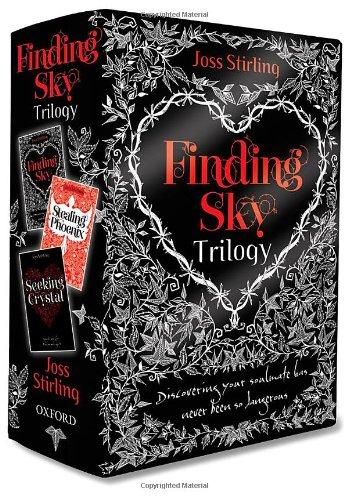 Finding Sky Trilogy (box Set) By Joss Stirling