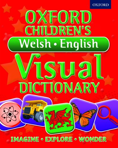Oxford Children's Welsh-English Visual Dictionary By Oxford Dictionaries