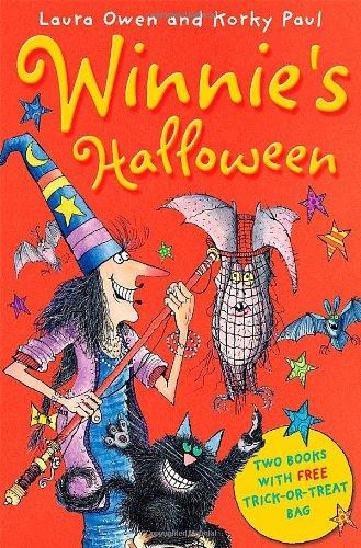 Winnie's Halloween Gift Pack By Laura Owen
