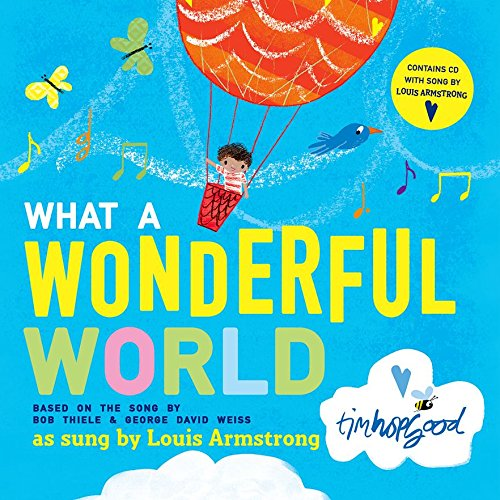 What a Wonderful World Book and CD By Bob Thiele
