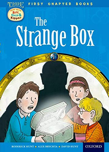 Read With Biff, Chip and Kipper: Level 11 First Chapter Books: The Strange Box By Roderick Hunt