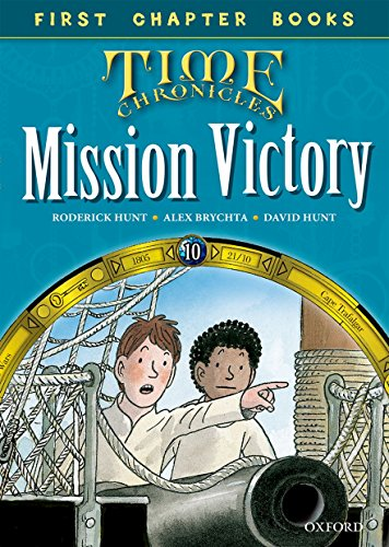 Read With Biff, Chip and Kipper: Level 11 First Chapter Books: Mission Victory By Roderick Hunt