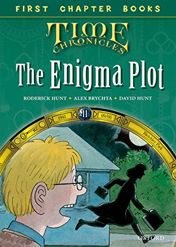 Read With Biff, Chip and Kipper: Level 12 First Chapter Books: The Enigma Plot By Roderick Hunt