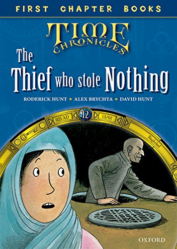 Read With Biff, Chip and Kipper: Level 12 First Chapter Books: The Thief Who Stole Nothing By Roderick Hunt