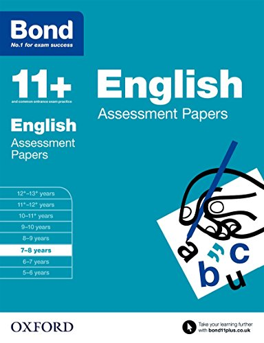 Bond-11-English-Assessment-Papers-7-8-years-by-Bond-11-0192740016-The-Cheap