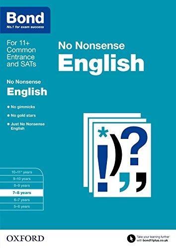 Bond 11+: English: No Nonsense von Frances Orchard