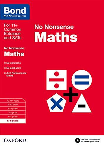 Bond: Maths: No Nonsense von Sarah Lindsay