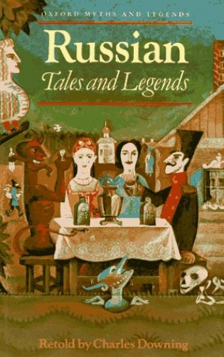 Russian Tales and Legends (Myths & Legends) by Downing, Charles Paperback Book