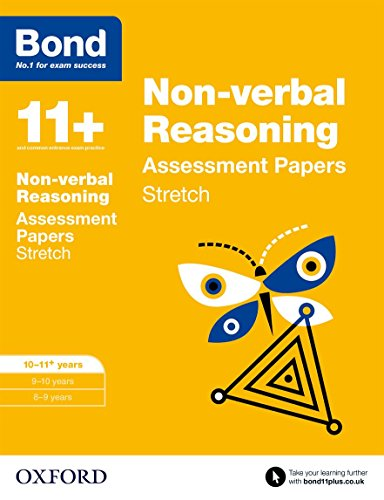 Bond-11-Non-verbal-Reasoning-Stretch-Papers-10-11-by-Bond-11-0192742140
