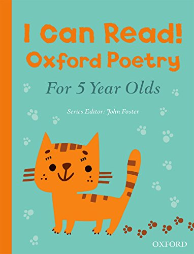I Can Read! Oxford Poetry for 5 Year Olds By Series edited by John Foster
