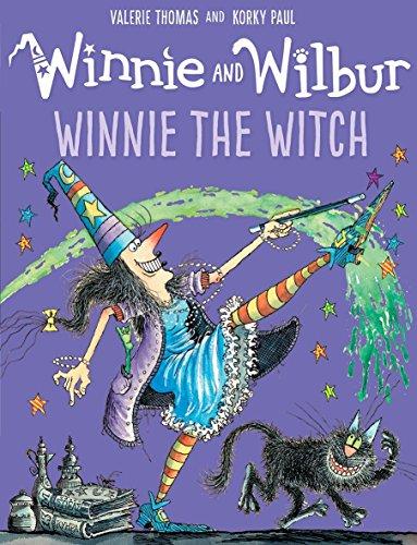Winnie and Wilbur: Winnie the Witch von Valerie Thomas