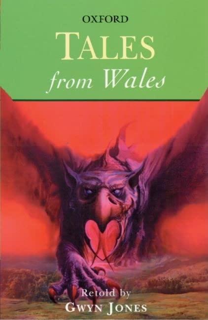 Tales from Wales By Gwyn Jones