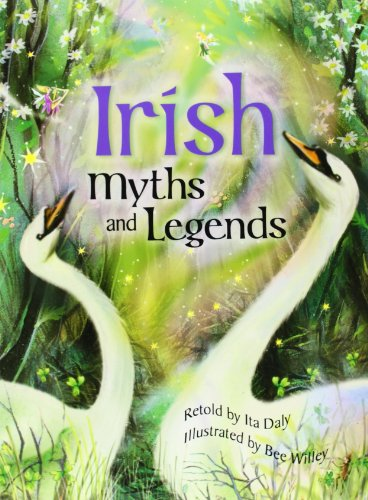Irish Myths & Legends By Ita Daly