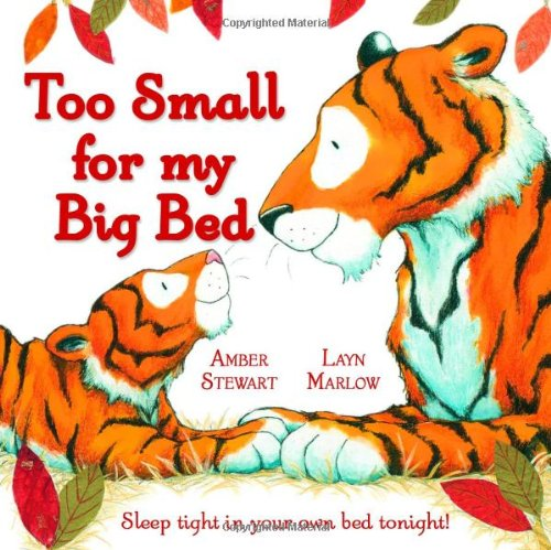 Too Small for My Big Bed By Amber Stewart