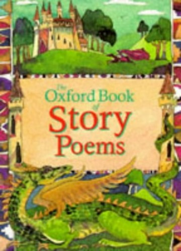 The Oxford Book of Story Poems By Michael Harrison
