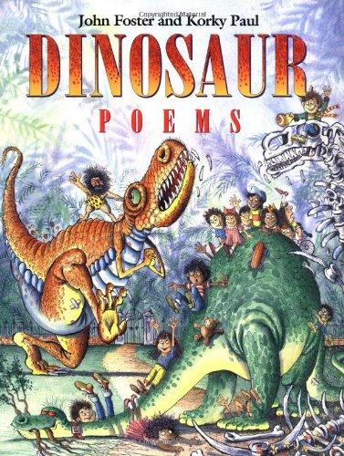DINOSAUR POEMS By John Foster