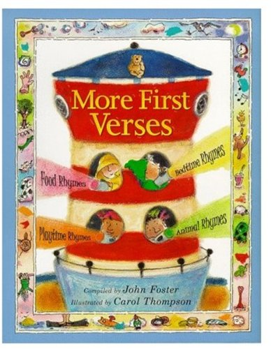 More First Verses: Composite Volume By Edited by John Foster