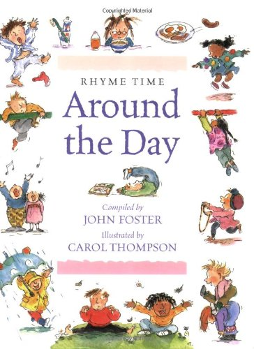 Rhyme Time By Illustrated by Carol Thompson