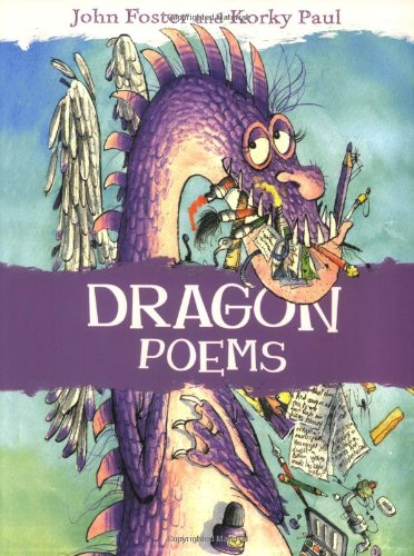 Dragon Poems By John Foster